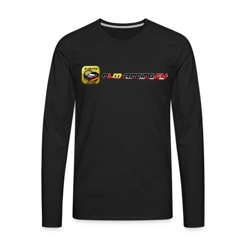 Langarm-Shirt - Modell2 - DLM-Racing  - Männer Premium Langarmshirt
