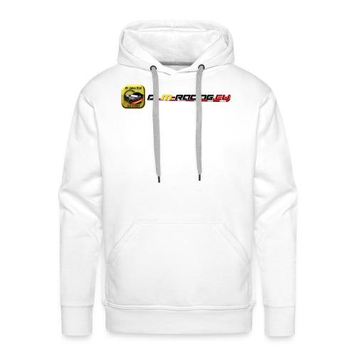 Kapuzen-Shirt - Modell2 - DLM-Racing - Männer Premium Hoodie