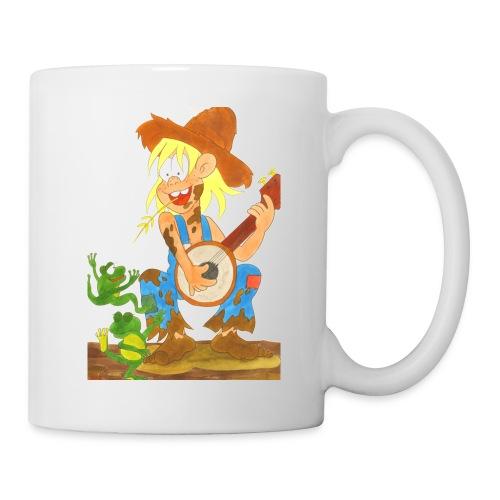 Country Musik und Froschkonzert - Tasse