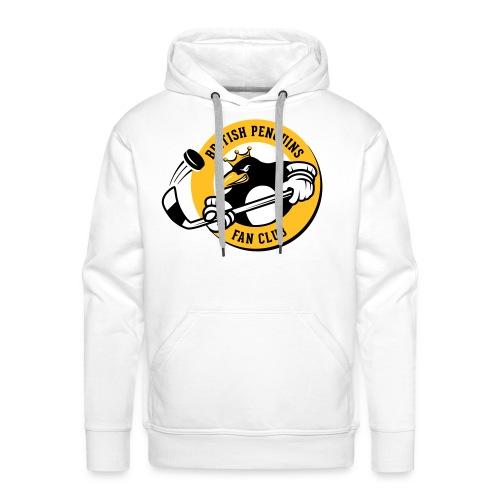 Retro Men's Brinzer hoodie  - Men's Premium Hoodie