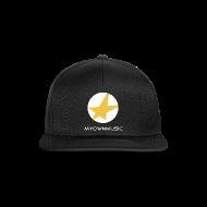 Caps & Mützen ~ Snapback Cap ~ MOM Snapback Cap Black