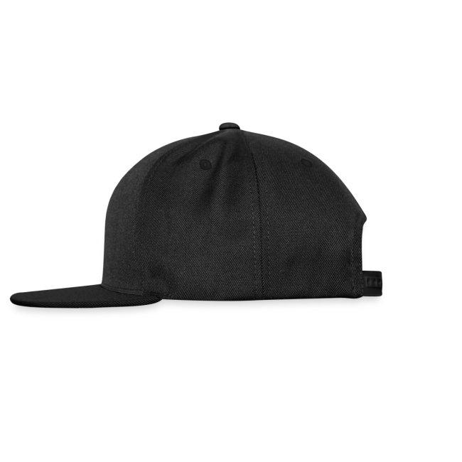 MOM Snapback Cap Black