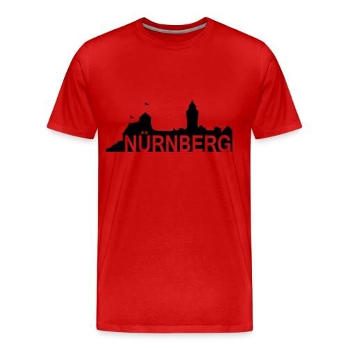 Nürnberg 2 - Männer Premium T-Shirt