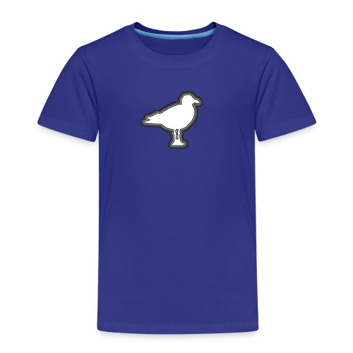 Kinder Premium T-Shirt Möwe - Kinder Premium T-Shirt
