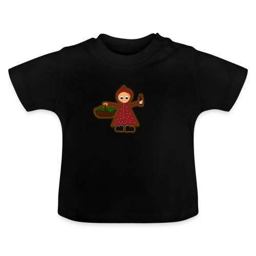 Baby T-Shirt Rotkäppchen - Baby T-Shirt