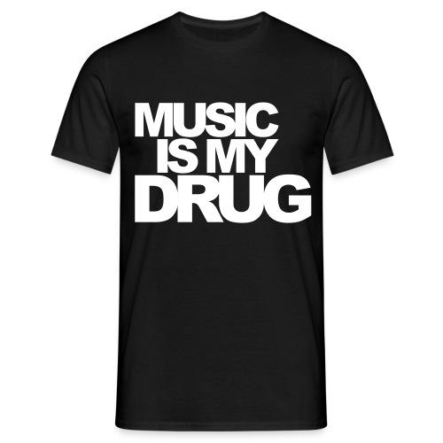 Drug - Mannen T-shirt