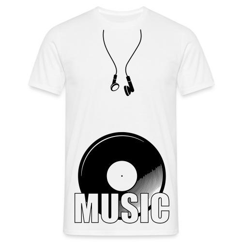 LP - Mannen T-shirt