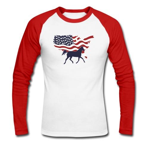 Amerika - Pferde