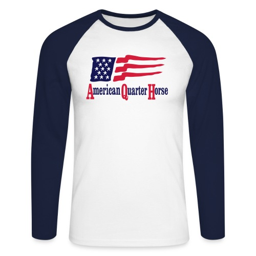 American Quarter Horse - Flagge