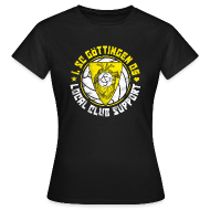 T-Shirts ~ Frauen T-Shirt ~ Local Club Support [feminin]