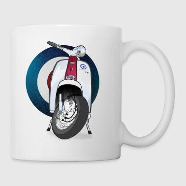 Mod Scooter Mug - Mug