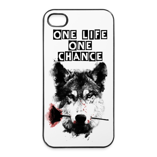 Coque One Life - Coque rigide iPhone 4/4s