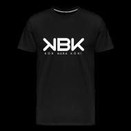 T-shirts ~ Premium-T-shirt herr ~ KBK Vittryck (Herr)