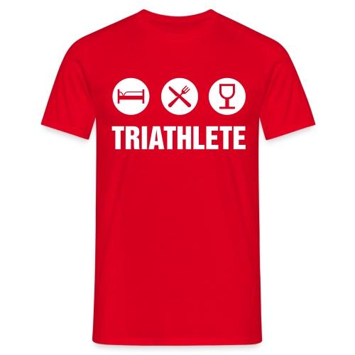 Triatlhète - T-shirt Homme