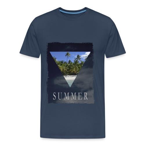 Summer T-Shirt - Männer Premium T-Shirt