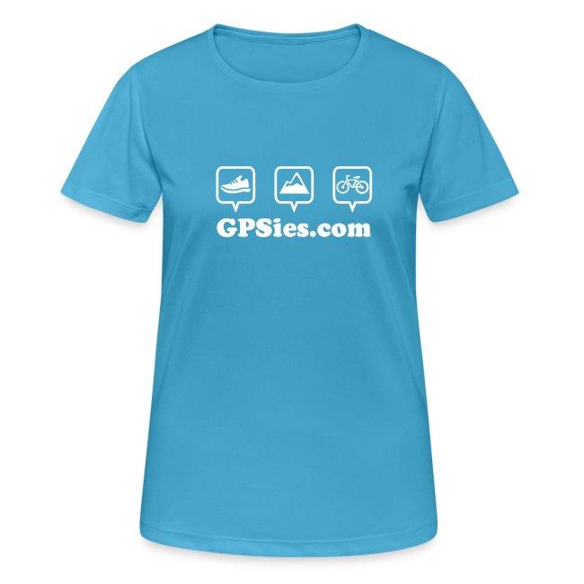 GPSies Shirt Frauen bunt