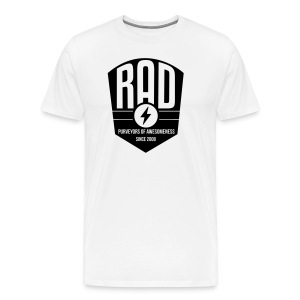 RAD Awesomeness Since 08 - Men's Premium T-Shirt