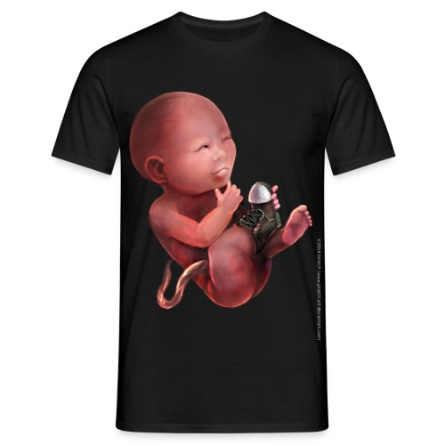 Kickstarter t-shirt - Men's T-Shirt