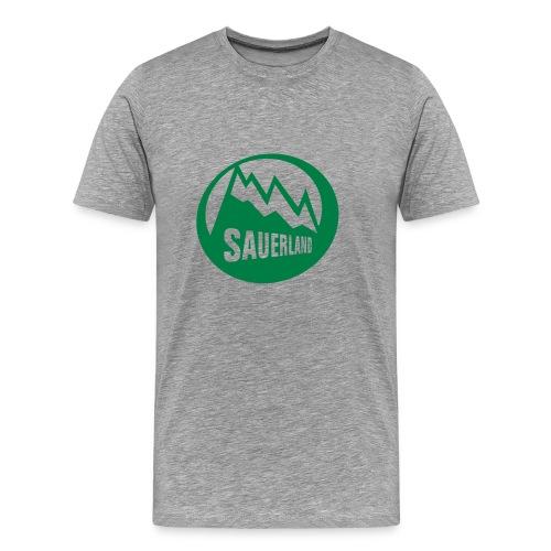Alpenland - Männer Premium T-Shirt