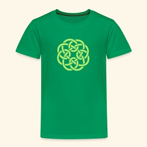 Celtic Ornament Shirt, Kiddie - Kinder Premium T-Shirt