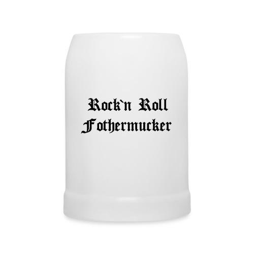 Bierkrug Fothermucker - Bierkrug