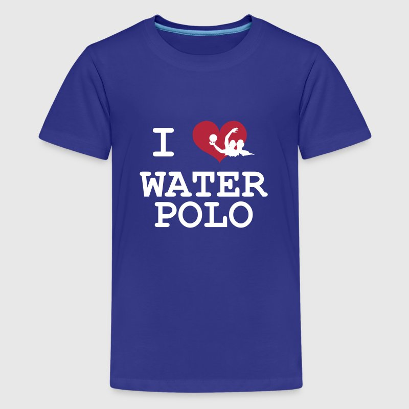 Water Polo Shirts - Teenager Premium T-shirt