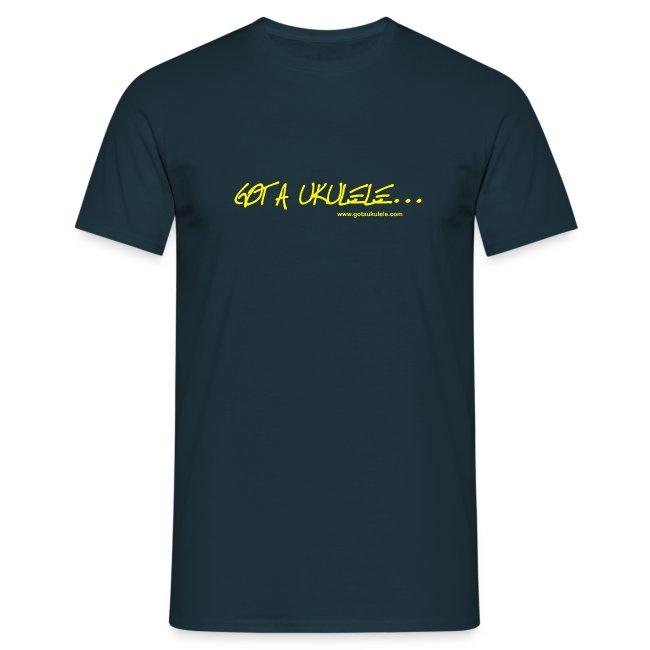 Got A Ukulele Official T Shirt