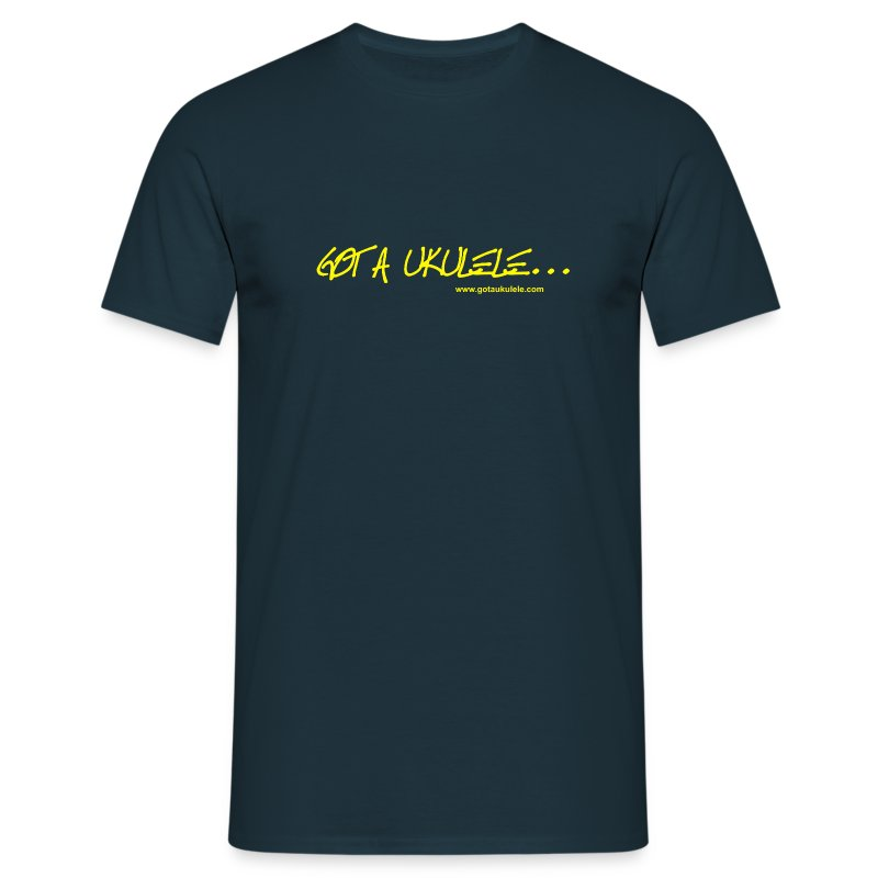 Got A Ukulele Official T Shirt - Men's T-Shirt