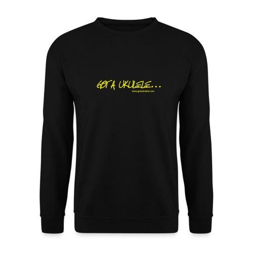 Got a Ukulele long sleeve - Men's Sweatshirt