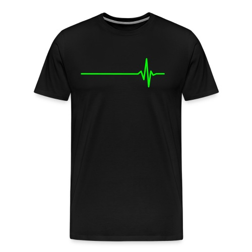 Puls - Männer Premium T-Shirt