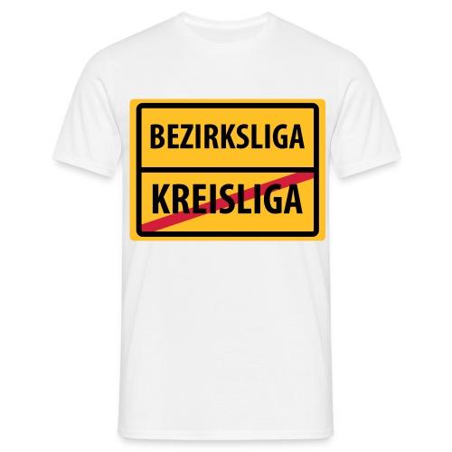 Bezirksliga Aufsteiger - Männer T-Shirt