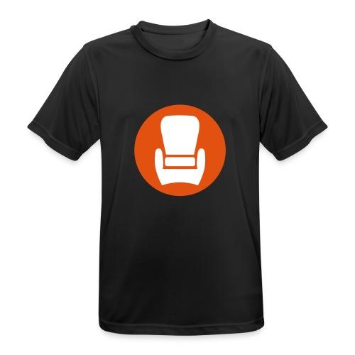 KuPa Herren-T-Shirt Atmungsaktiv - Männer T-Shirt atmungsaktiv