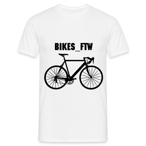 Men's Bikes_FTW Cycling T-Shirt - Men's T-Shirt