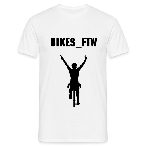 Men's Bikes_FTW Winning T-Shirt - Men's T-Shirt