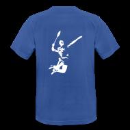 T-Shirts ~ Männer T-Shirt atmungsaktiv ~ Jump-Smash!