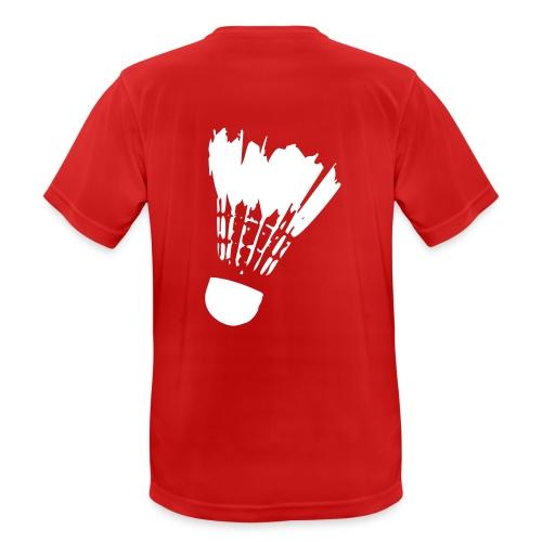 Federball - Männer T-Shirt atmungsaktiv