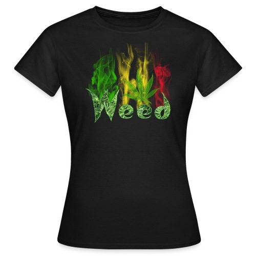 Weed Shirt Girls - Vrouwen T-shirt