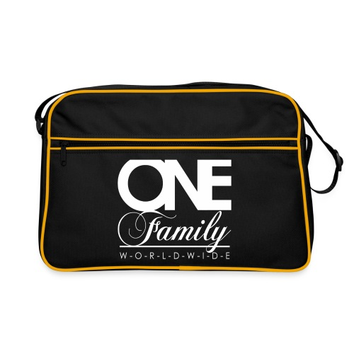 ONE Family Bag - Retro Tasche