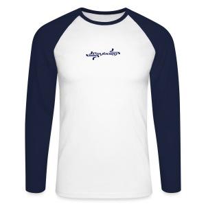 Psyborg Logo (old) longshirt - Männer Baseballshirt langarm