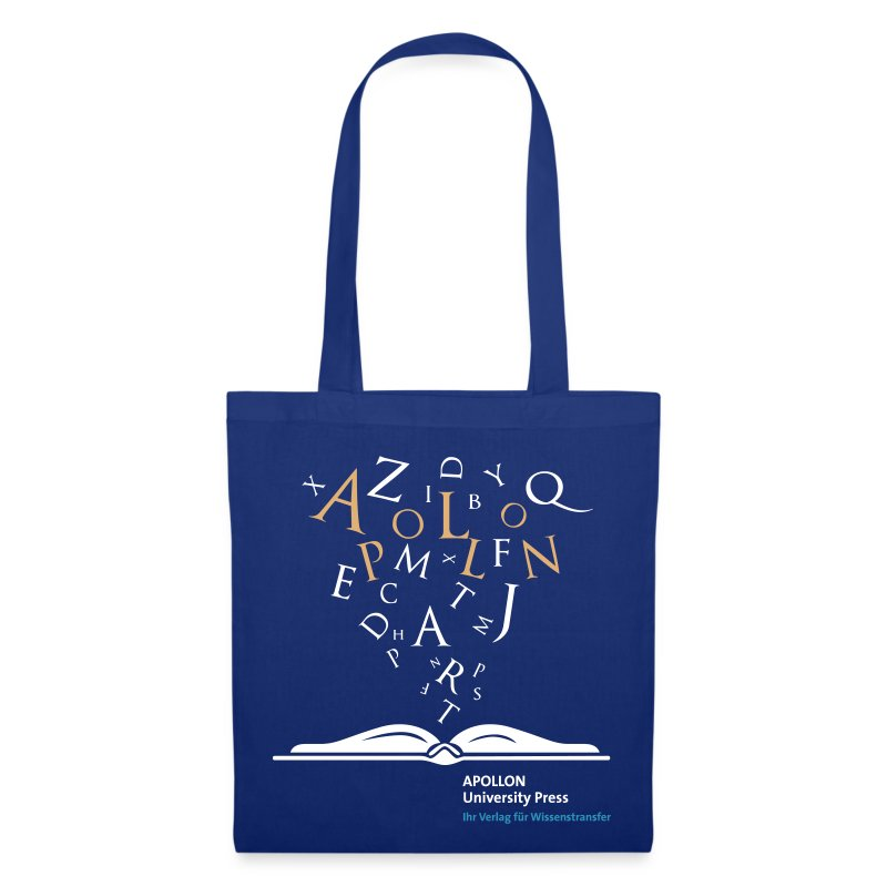 Stofftasche im APOLLON University-Press-Design - Stoffbeutel