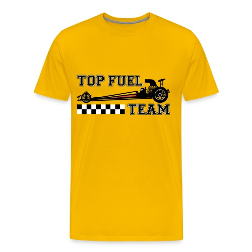 top dragster team - Men's Premium T-Shirt