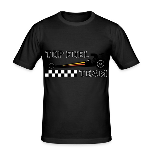 top dragster team - Men's Slim Fit T-Shirt