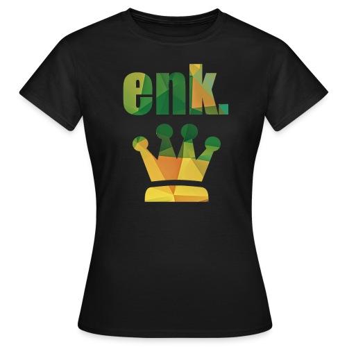 Enk Crown T-Shirt - Women's T-Shirt