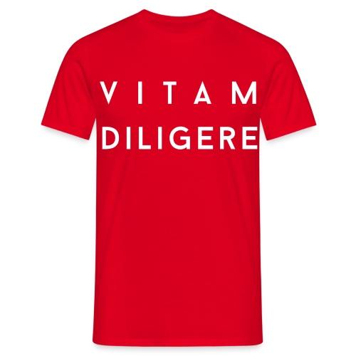 Vitam Diligere - Men's T-Shirt