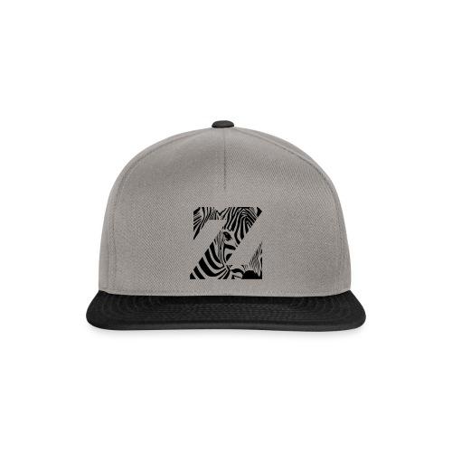 Premium ZEBRA snapback - Snapback cap