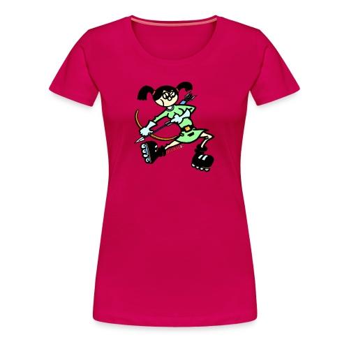 Camiseta mujer Ranger - Camiseta premium mujer