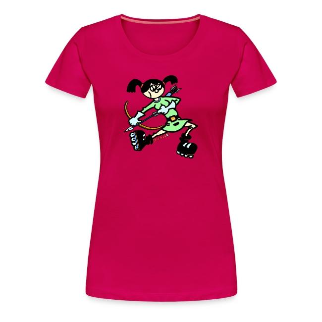 Camiseta mujer Ranger