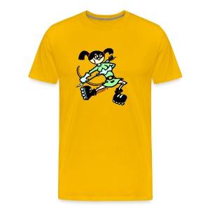 Camiseta hombre Ranger - Camiseta premium hombre