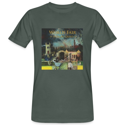 World Fair official T-Shirt (organic) - Men's Organic T-shirt
