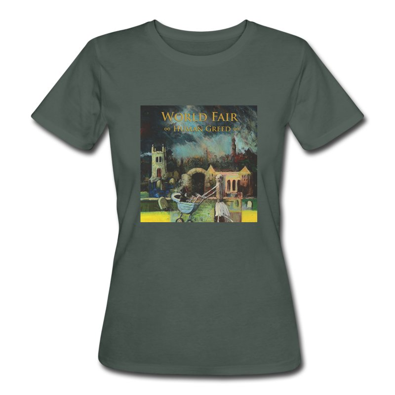 World Fair official T-Shirt (organic) - Women's Organic T-shirt